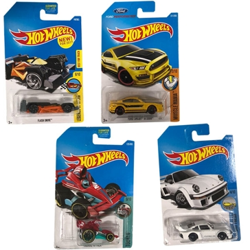 Mattel Hot Wheels Assorted Cars