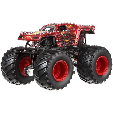Mattel Hot Wheels Monster Jam 1:64 Assorted