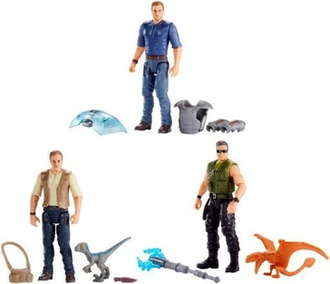 Mattel Jurassic World Basic Figure Assorted