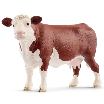 Schleich Hereford Cow 13867