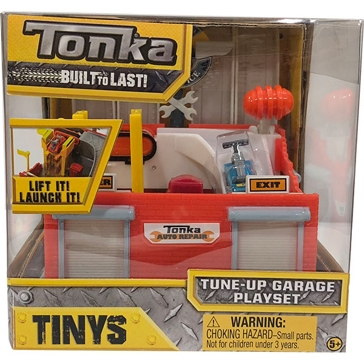 Funrise Toy LTD Tonka's Tini's Small Playset