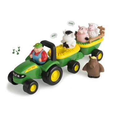 Ertl John Deere Kids Hay Ride
