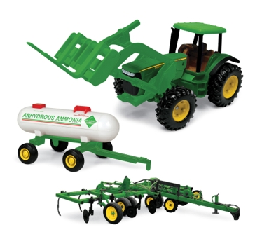 "Ertl 8"" John Deere 8530 with Tank & Applicator 15814"