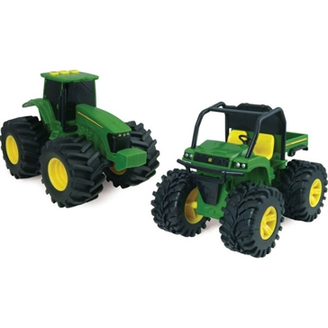 Tomy Ertl John Deere Monster Treads Vehicles Asst.