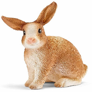 Schleich Rabbit (sitting) 13827