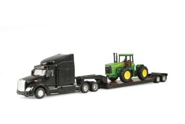 Ertl 1:32 Peterbilt 579 with John Deere 4WD Tractor