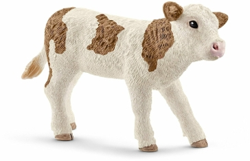 Schleich Simmental Calf 13802