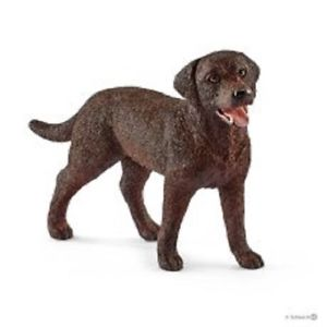 Schleich Female Labrador Retriever 13834