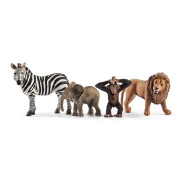 Schleich Wildlife Starter Set 42387