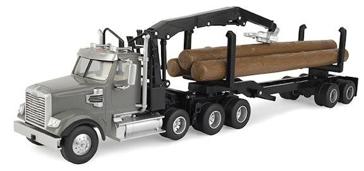 Ertl Freightliner 122SD Logging Truck 1:32 Scale 46702