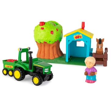 Ertl John Deere Farming Fun Orchard Play Set 46921