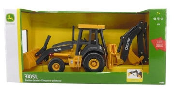 Ertl 1:16 Scale John Deere Backhoe Loader 46725