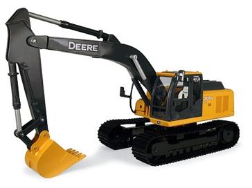 Big Farm 1:16 Scale John Deere 200DLC Excavator