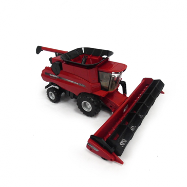 Ertl Case IH 8230 Combine with Grain Head 1:32 Scale 46629