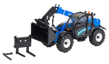 Ertl New Holland 1:32 Scale Telehandler 43085A1US