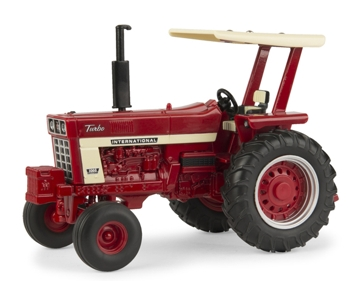 Ertl 1:32 Scale International Harvester 1065 Turbo Tractor with ROPS and fenders 14941