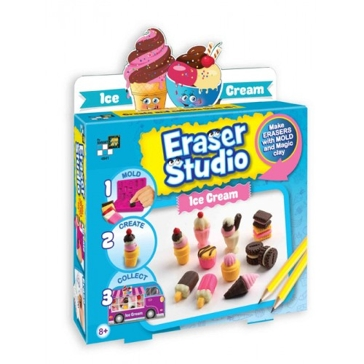 Amav Ice Cream Eraser Studio