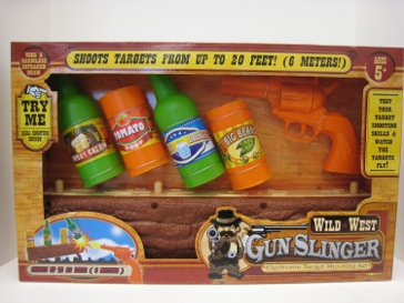 Dragon I Gunslinger Target Shooting Game
