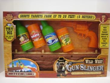 Dragon I Gunslinger Target Shooting Game