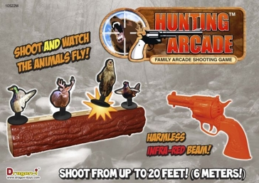 Dragon-I Toys Gunslinger Hunting Arcade Game