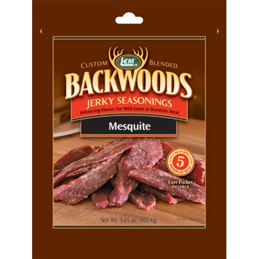 LEM Backwoods 3.65 Oz. Mesquite Jerky Seasoning 9153