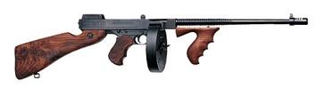 Auto-Ordnance Thompson 1927A-1 Deluxe Semi-Auto .45ACP Carbine