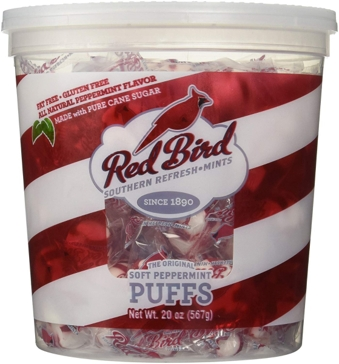 Red Bird Peppermint Puffs 20oz.