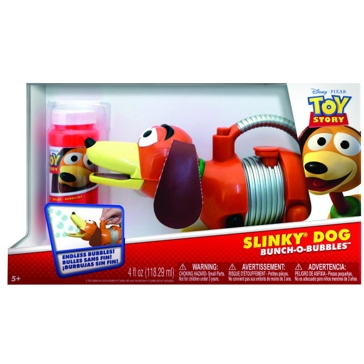 Disney Pixar Toy Story Slinky Dog Bunch-O-Bubbles Toy 2259TL