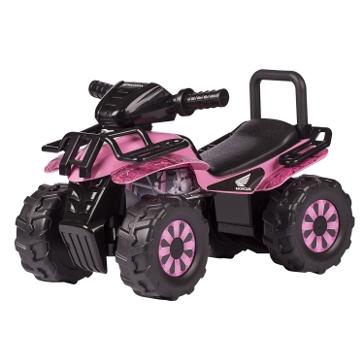 TekNek Honda Utility ATV Pink Camo 3-50611