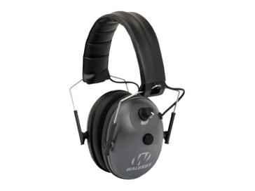 Walker's Single Mic Electronic Earmuff