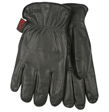 Kinco Lined Grain Goatskin Leather Driver Gloves