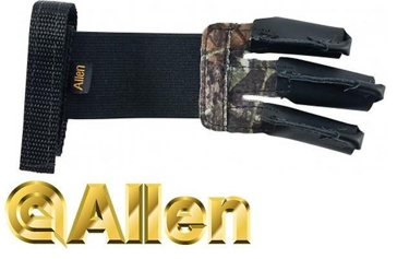 Allen Super Comfort Archery Three Finger Shooter Glove