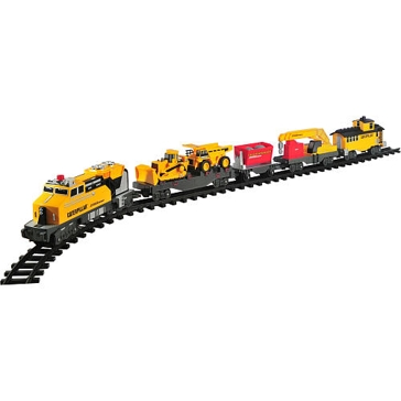 Toy State CAT Construction Express Train