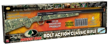 Kidz Toyz Mossy Oak Bolt Action Rifle