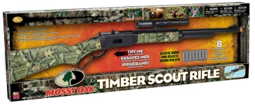 Kidz Toyz Mossy Oak Timber Scout Rifle