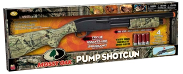 Kidz Toyz Mossy Oak Pump Shotgun
