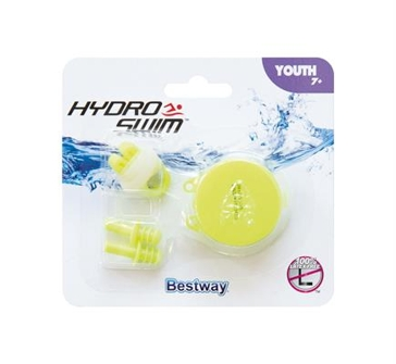 Bestway Youth Nose Clip & Ear Plug Set