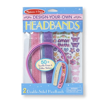 Melissa & Doug Created by Me! Headbands Design and Decorate Craft Kit