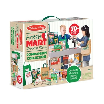Melissa & Doug Fresh Mart Grocery Store Companion Collection 5183