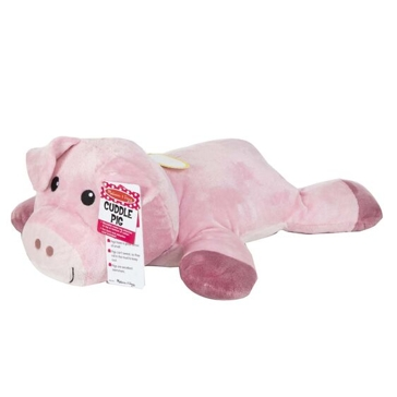 Melissa & Doug Jumbo Plush Cuddle Pig Stuffed Animal 30703