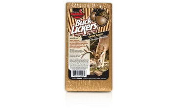 Evolved Habitats Buck Lickers Sweet Acorn Mineral Block 4lb