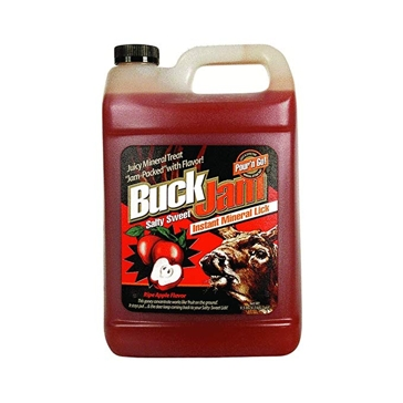 Buck Jam Ripe Apple Instant Mineral Lick 1 Gallon