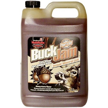 Buck Jam Honey Acorn Instant Mineral Lick 1 Gallon