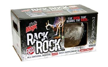 Evolved Black Magic Deer Cane Rack Rock