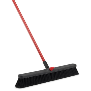 "Libman 24"" Smooth Surface Push Broom"