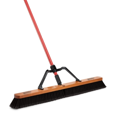 "Libman 36"" Smooth Surface Heavy Duty Push Broom"