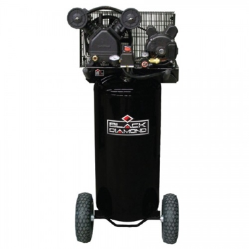 Black Diamond 20 Gallon Vertical Air Compressor 1.6hp