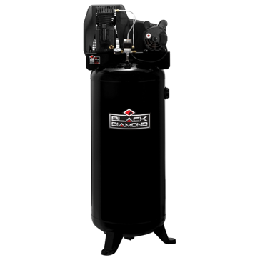 Black Diamond 60 Gallon 3.7HP Vertical Air Compressor