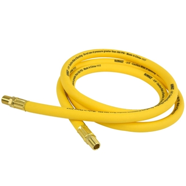 DeWalt Air Hose 3/8X6 Hybrid Lead In DXCM012-0209