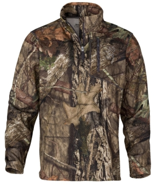Browning Alacer 1/4 Zip Mossy Oak Break-Up Country Pullover